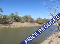 Over 1km of river frontage
