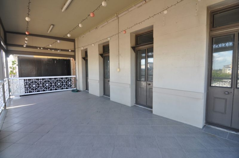 Flinders Street East character filled commercial space