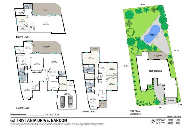 62 Tristania Drive Bardon 4065