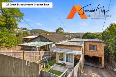Mount Gravatt East