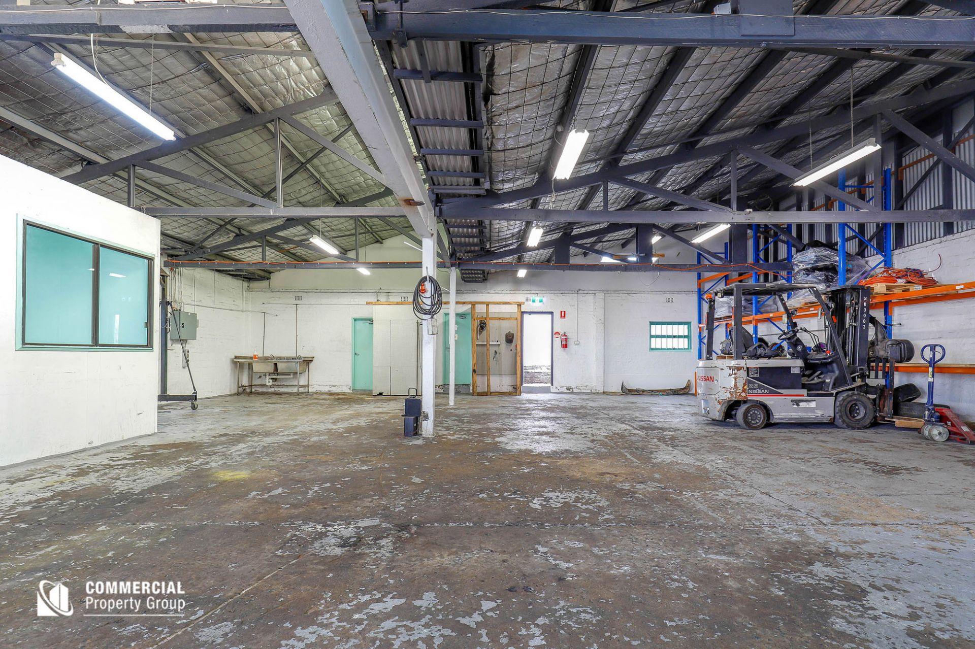 Rare 334m² Warehouse Unit on Norman Street