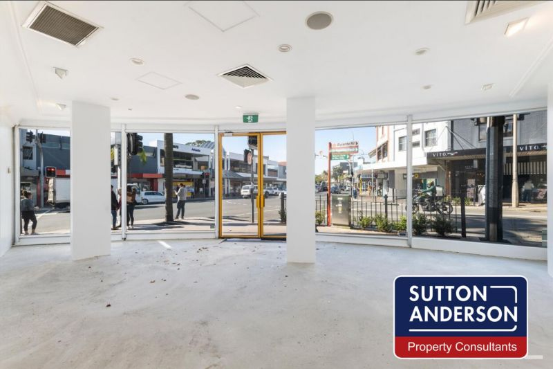 Premium Retail Opportunity With Outstanding Exposure