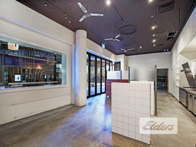 READY TO GO RETAIL TENANCIES IN THE AWARD WINNING SW1 COMPLEX