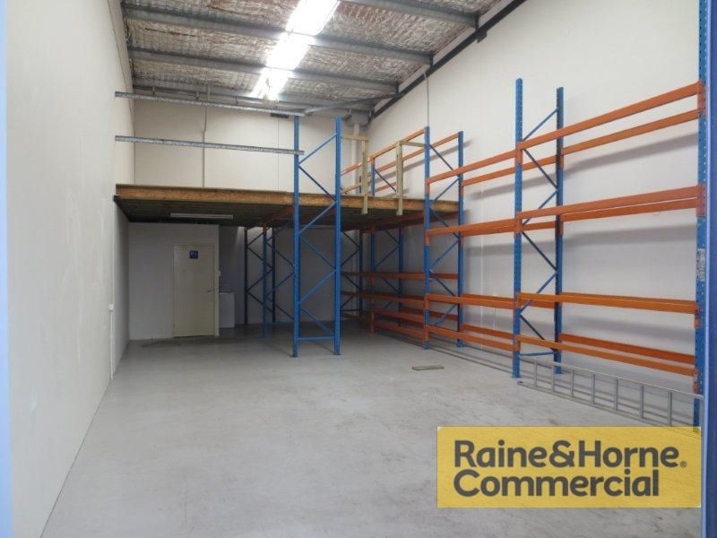 95sqm Functional Warehouse with Bonus Mezzanine Storage