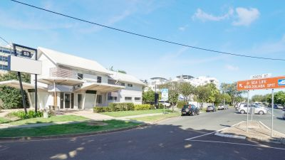 HIGH PROFILE COMMERCIAL OFFICE | MOOLOOLABA