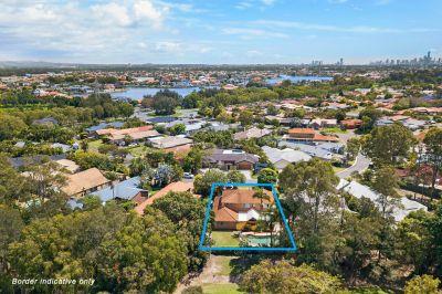 Robina Quays Residence Backing onto Parklands!