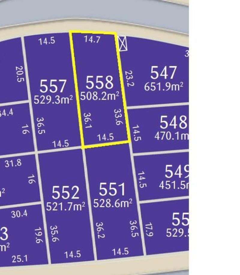 Colebee Lot 552 Stonecutters Stonecutters Ridge