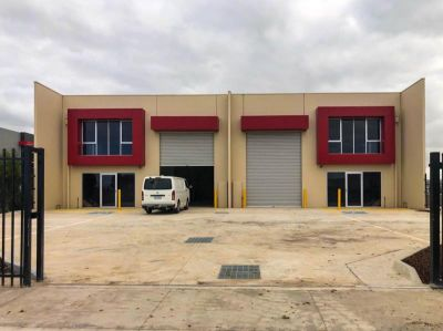 BRAND NEW OFFICE / WAREHOUSE