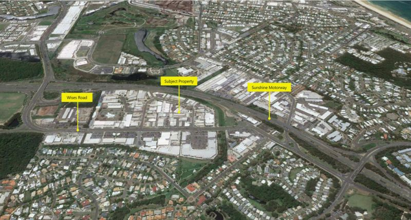 22 Tenanted Storage Sheds on one Title For Sale | Maroochydore