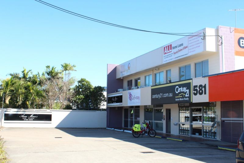 High exposure premises available on Ross River Road