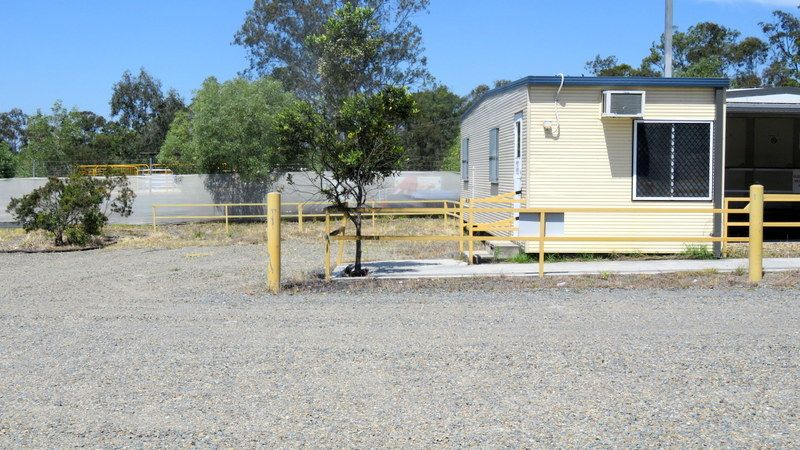 Gravel Hardstand with Offices and Three Phase Power