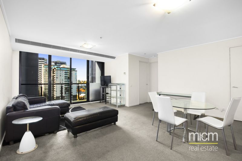 Invest or Occupy this Melbourne Tower Retreat!