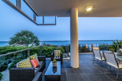 Ground Floor Delight with Spectacular Broadwater Views!
