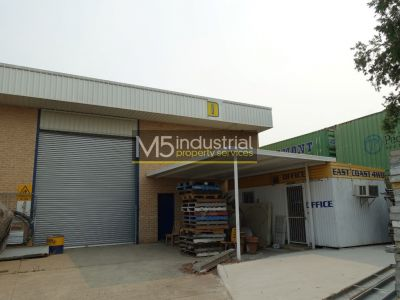 200sqm - High Clearance Warehouse plus Office