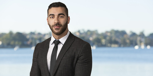 Michael Behinaein Real Estate Agent