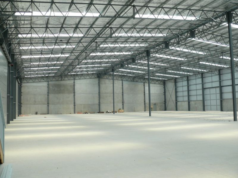 New 2,820m2* Warehouse And Office Facility