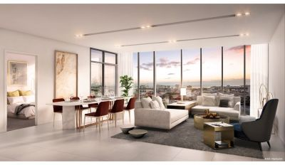 LUXURIOUS PENTHOUSE AT NOVA CITY
