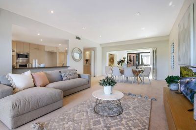 Spacious Ground Floor Apartment Overlooking Pymble Golf Course