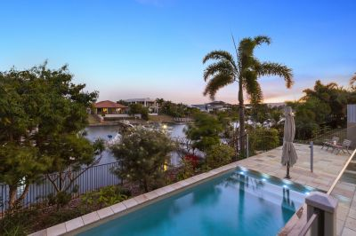 Bespoke and Beautiful, Luxury Waterfront Home