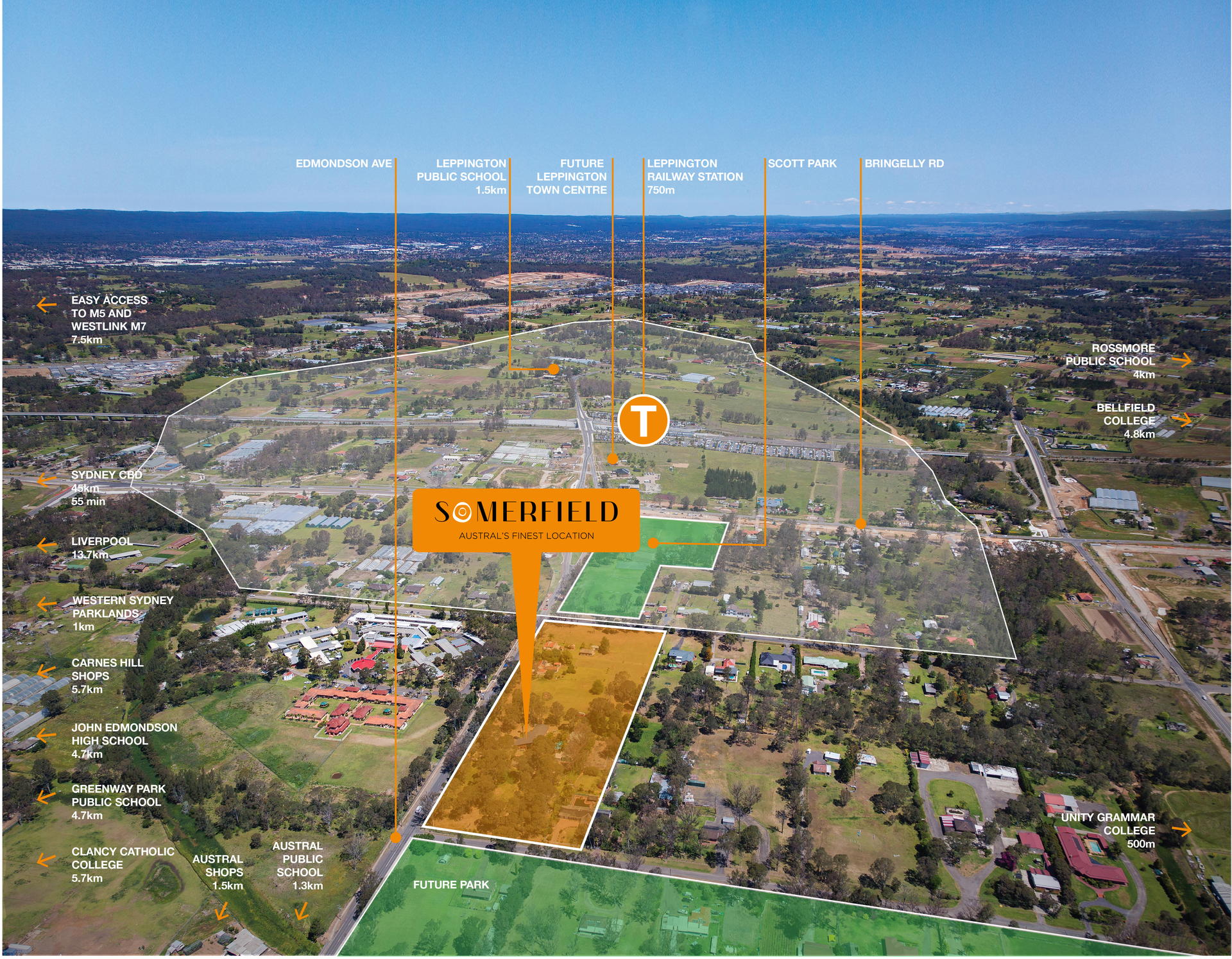 Austral Lot 96 |  60 Edmondson Avenue | Austral