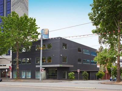 WHOLE BUILDING IN PRIME SOUTH MELBOURNE AVAILABLE!
