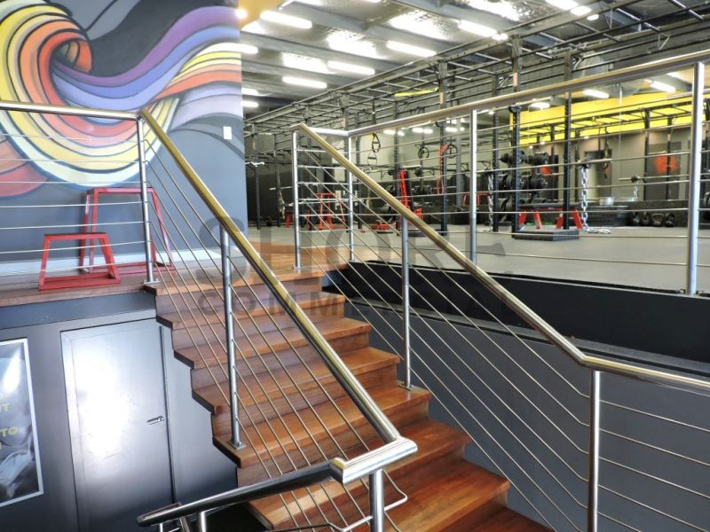 FANTASTIC INDUSTRIAL SPACE WITH 1ST FLOOR MEZZANINE