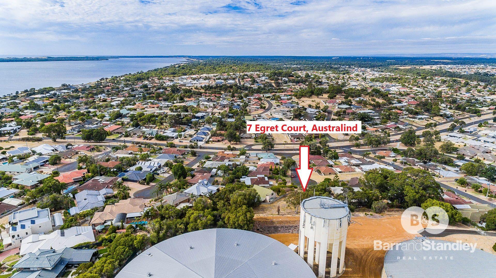 7 Egret Court, Australind