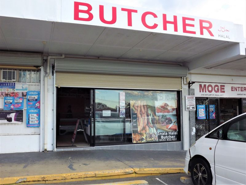 FITTED BUTCHER SHOP IN BUSY NEIGHBOURHOOD CENTRE