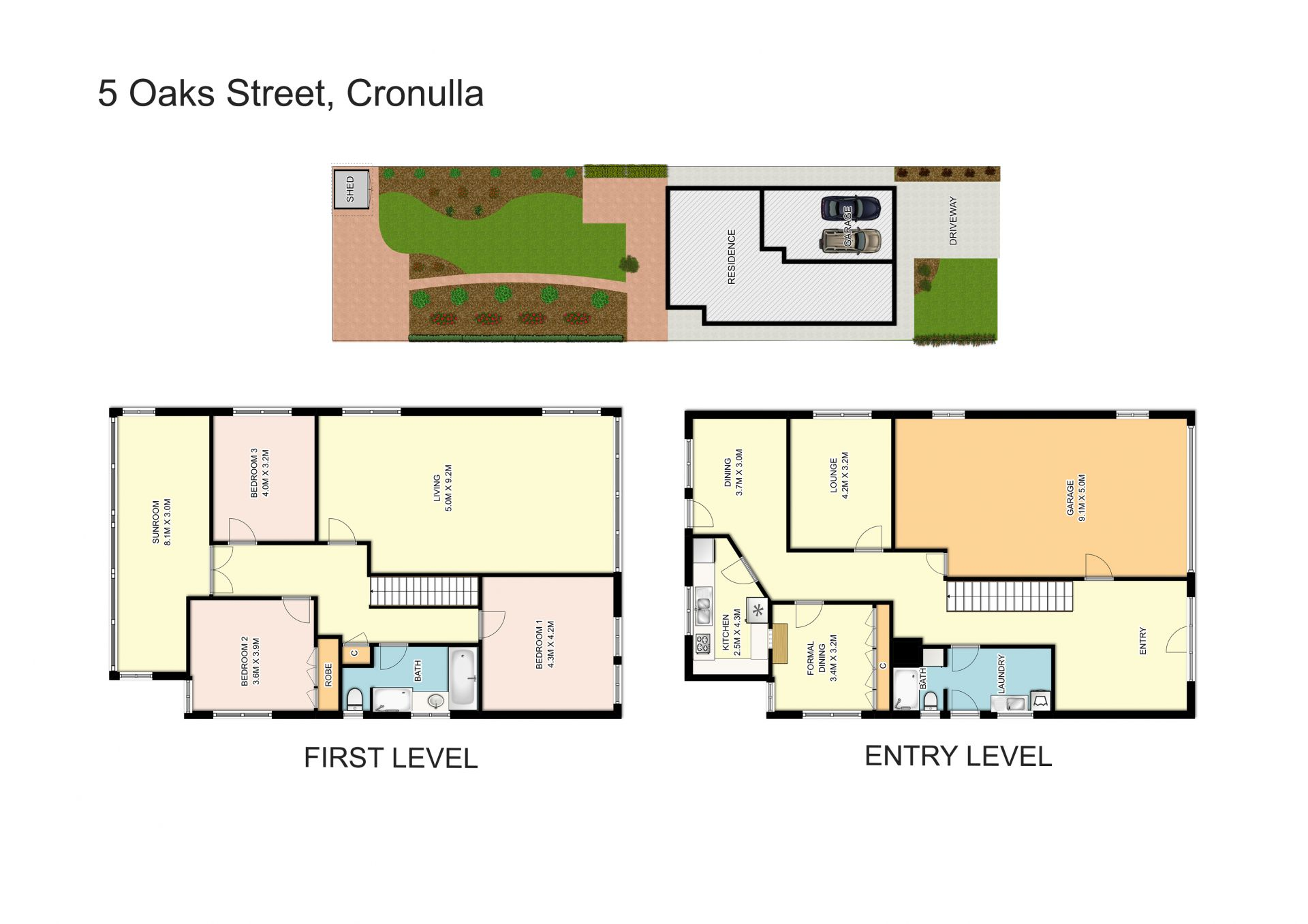 5 Oaks Street, Cronulla NSW