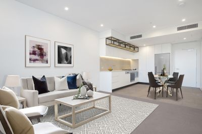 Stylish living in the community-oriented Marrick & Co development