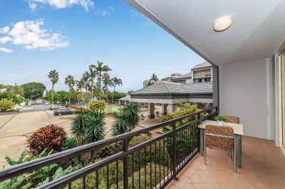 Furnished apartment in Paradise Island Resort