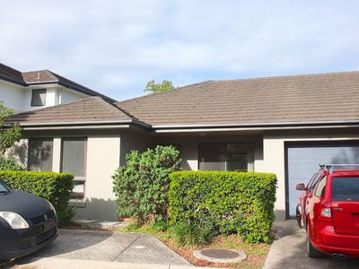 A Great Investment Opportunity! An ideal home in a resort style complex.