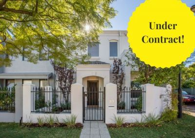 UNDER CONTRACT IN JUST 7 DAYS!