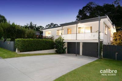 Superb Highset Right on the Park with Pool!