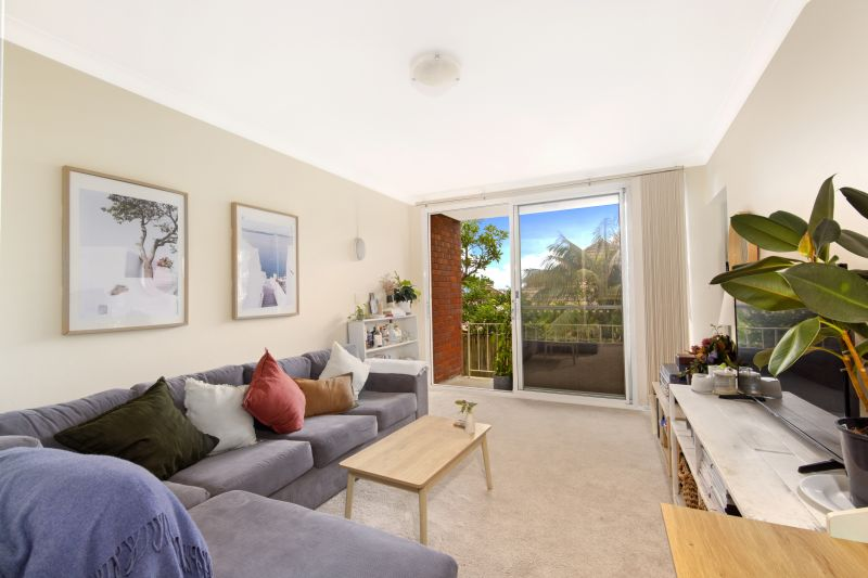 Perfectly Positioned Two Bedroom Apartment