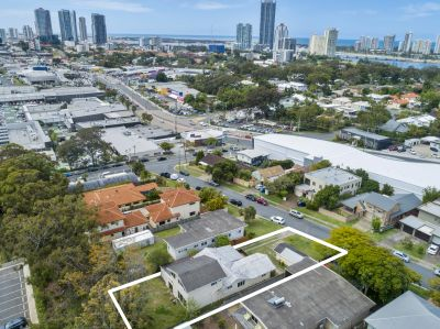 LARGE 779 SQM BLOCK IN GOLD COAST CBD