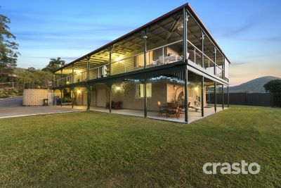 Impressive Family Home with Dual living & Picturesque Hinterland Views