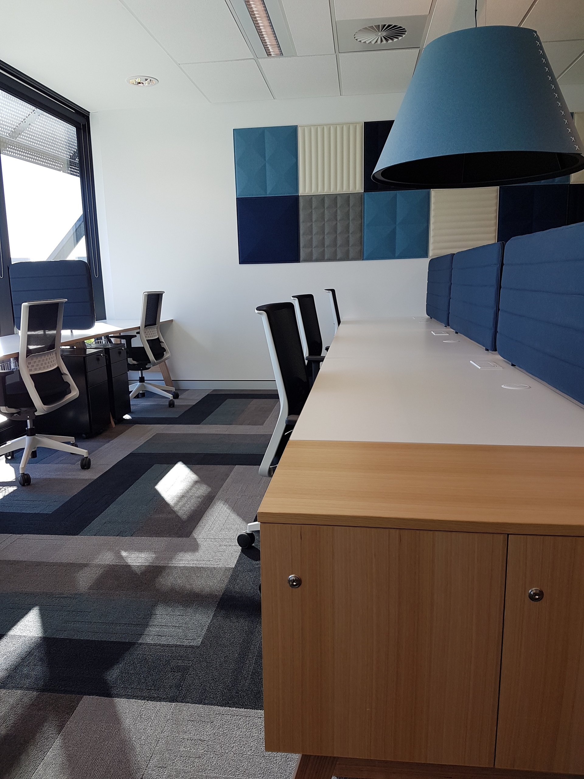 Stunning 22 workstation open plan office in the highly sought after Gasworks precinct