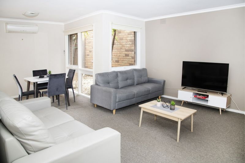 Furnished unit - rent includes water & gardening