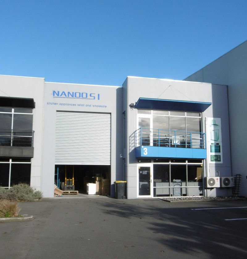 Middleton Warehouse - For Lease