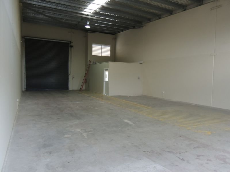 Warehouse, Office And Small Yard