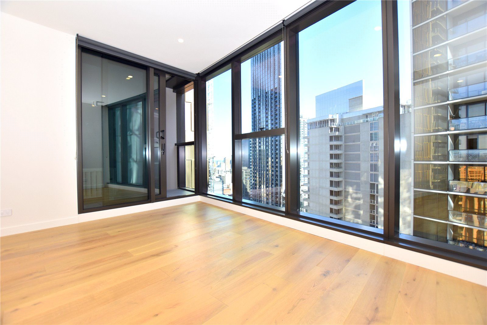 Conservatory: 24th Floor - Brand New One Bedroom Apartment with City Views!