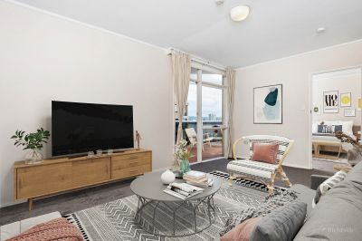 One Bedroom With Beautiful Harbour Views