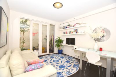 Perfectly Positioned Fully Furnished Apartment With Courtyard!