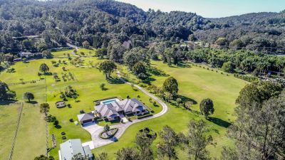 The Total Image of Gold Coast Acreage at its Best. BILLEROY A Landmark Estate