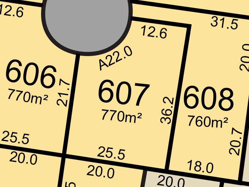 Paxton LOT 607 Proposed Road | Watagan Rise