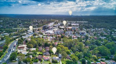 Exclusive land opportunity in heart of Pennant Hills