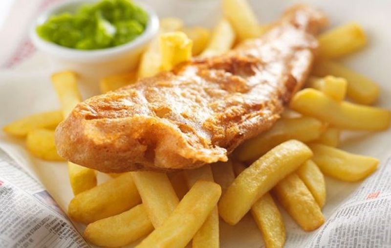 Fish & Chips. Great opportunity.