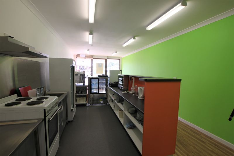 Fully Fitted Cafe, 50% Rent in 1st Year* | LEASE