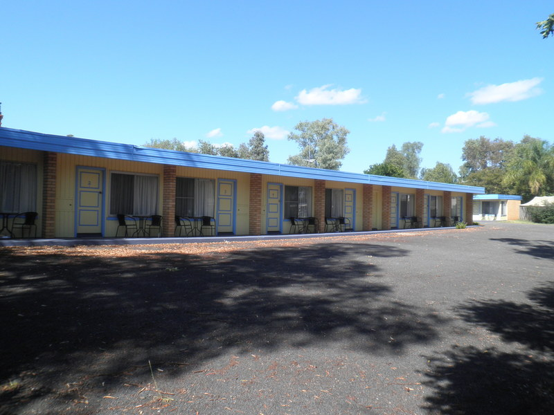 MOTEL FOR SALE- ONLY MOTEL IN TOWN
